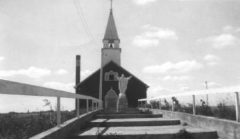 Église Début